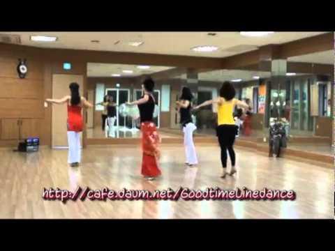 Adonde Voy - Line Dance.avi