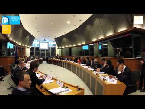 Open debate on hydropower rights at the European Parliament | 15 March 2016