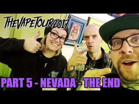 TheVapeTour ~ Nevada ~ Dead Basilisk ~ JBC ~ Metallica story