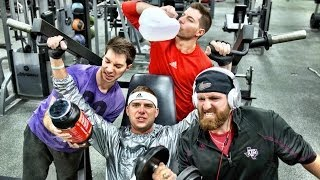Gym Stereotypes thumbnail