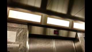 New York - Elevator to 80th Floor of The Empire State Building