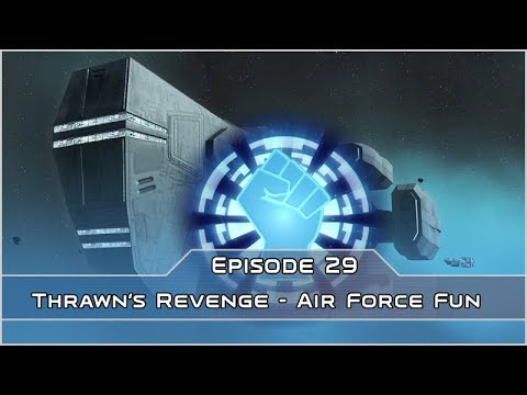 Air Force Fun - Empire of the Hand - Thrawn