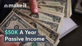 How To Earn $50K A Year In Interest For Retirement