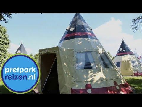 Wigwam Deluxe - Vakantiepark Slagharen