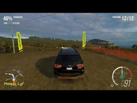 Forza Horizon 3| 950HP JEEP GRAND CHEROKEE SRT | Memes Lyf