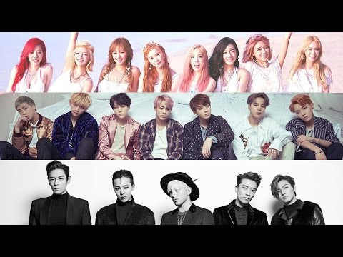 Top 10 K Pop Entertainment Companies in South Korea