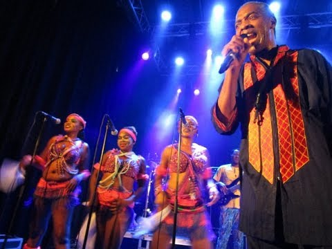 Femi Kuti LIVE in Stockholm May 2018