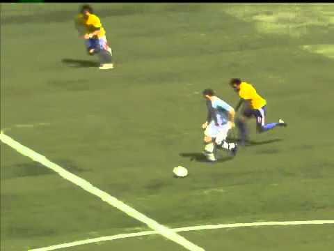 Messi Empató Para Argentina  - Brasil 3 X 4 Argentina - Amistosos - 09-06-2012