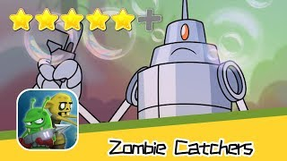 Zombie Catchers - Day 34 Walkthrough Let's hunt candy zombie ! Recommend index five stars