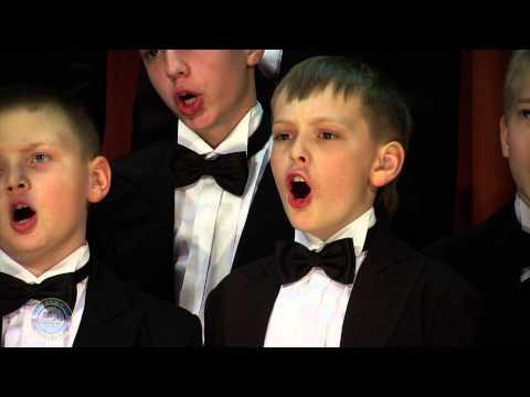 Бухенвальдский набат - Moscow Boys Choir DEBUT