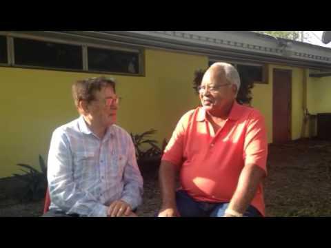 Pastor Robert Barber & Dave Daniels