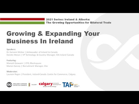 Growing & Expanding Your Business In Ireland