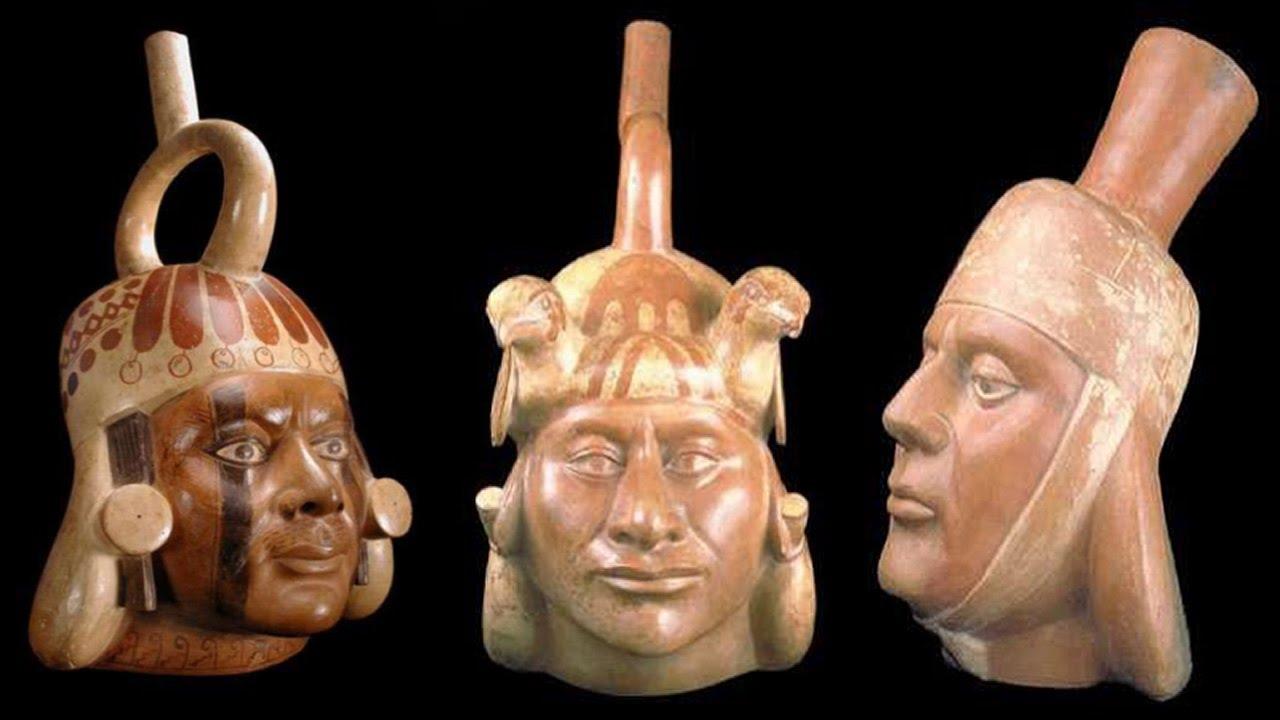Resultado de imagem para ceramica de los mochicas