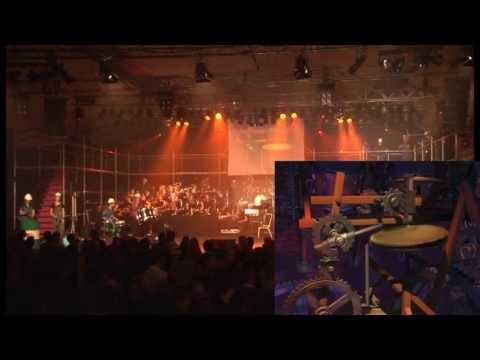 live drum machine