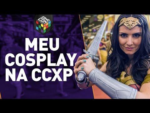 Meu Cosplay de R$ 300 na CCXP!