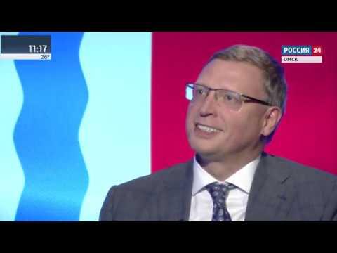 Актуальное интервью Александр Бурков
