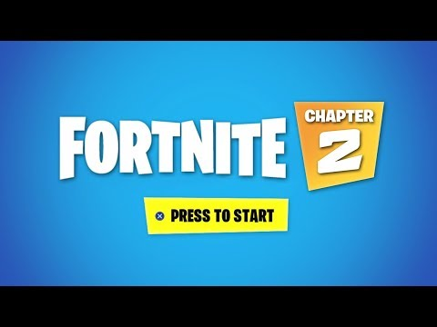THE RETURN of Fortnite - CHAPTER 2!