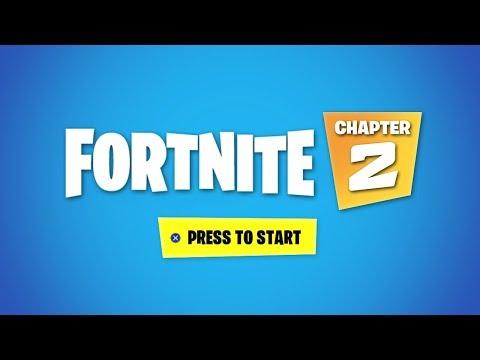 THE RETURN Of Fortnite - CHAPTER 2!