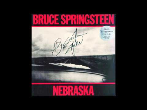Bruce Springsteen State Trooper
