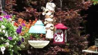 Diy Upcycle Bird Feeder
