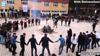 Hitit Üniversitesi Nevruz Şenliği 2015