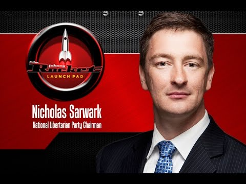 Nicholas Sarwark Interview on The Johnny Rocket Launch Pad | Episode #50