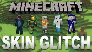 Minecraft (Xbox 360): Unlock Locked Skins Glitch