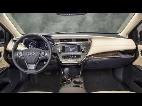 Good 2016 Toyota Avalon Interior Exterior Amazing Pictures