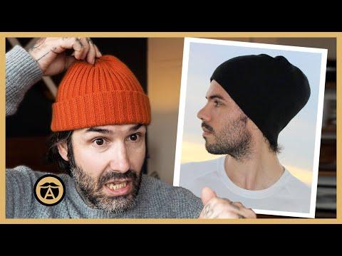 How to Wear a Beanie Like a Pro