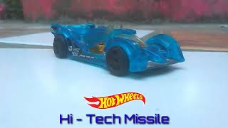 Hot wheels Hi-Tech Missile review!
