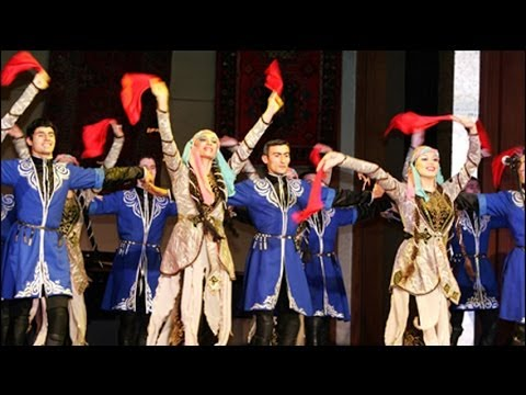 Azeri Music, Clarinet. Baku Dance (Bakı Rəqsi) - Ata Atakishiyev 1996. Azerbaijan Music, Clarinet.
