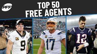 2020 NFL Free Agents: Top 50 | PFF