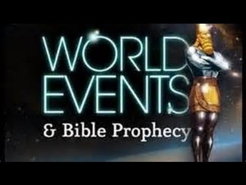 Dave Hunt biblical prophecy shared in 2003 match it up with current events