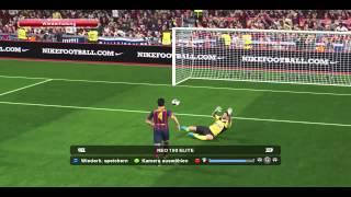 Let's Play | PES 2014 | Full Gameplay | FC Barcelona vs. AS Monaco