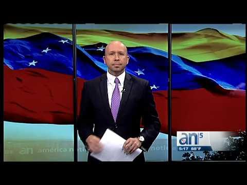 Venezuela: encarcelaron a magistrado - América TeVé
