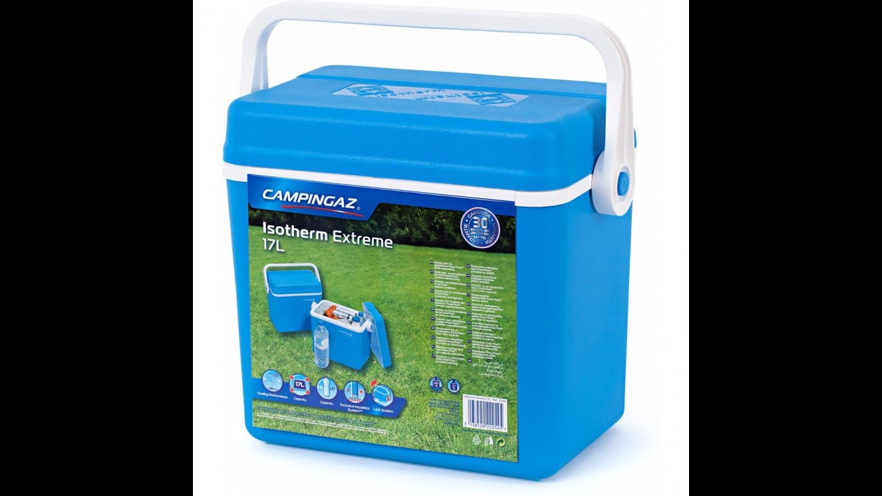 campingaz kitchen thomasville cabinets 藍天使保冰桶 行動冰箱 實測效果 isotherm extreme coolers