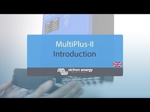 Victron Energy MultiPlus-II 48/3000/35-32 Inverter Καθαρού Ημίτονου 3000W 48V Τριφασικό