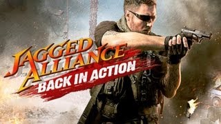 Jagged Alliance: Back in Action Review (german)