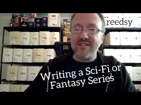 The Pitfalls of Writing a Genre Series of Books