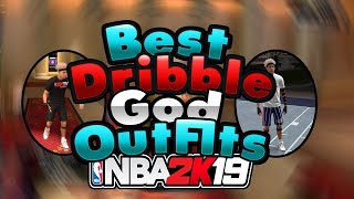 *NEW* BEST DRIBBLE GOD OUTFITS NBA2K19•HOW TO LOOK LIKE A CHEESER!