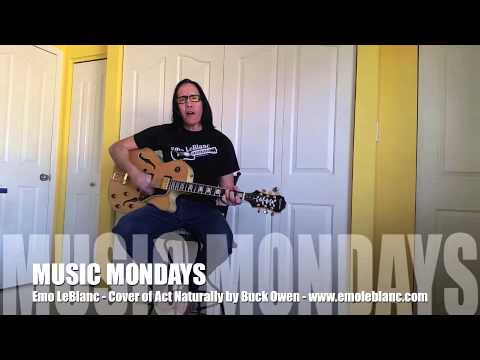 Music Monday #8 - Emo LeBlanc