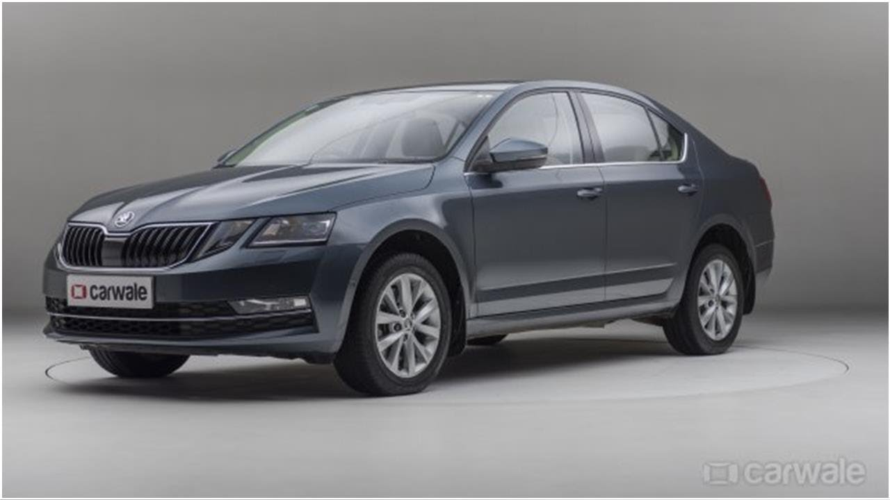 skoda octavia corporate edition launched in india at rs 15. Black Bedroom Furniture Sets. Home Design Ideas