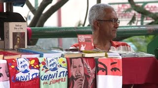 Despite crisis, many Venezuelans still believe in Chavez's revolution