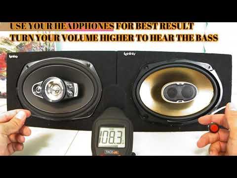 Pioneer TS-A6970F 600 Watt VS Polk Audio DB691 The Best review! No Advertising BS