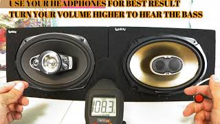 Pioneer TS-A6970F VS Polk Audio DB691 The Best review! No Advertising BS Best 6x9 speker test