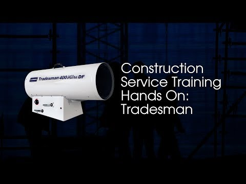 Hands On Training - Tradesman