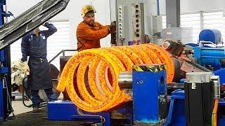 Incredible Heavy Bending Machines & Amazing Industrial Equipment