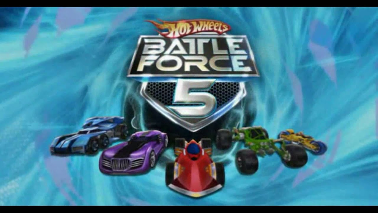 Hot Wheels Battle Force 5 Deutsch