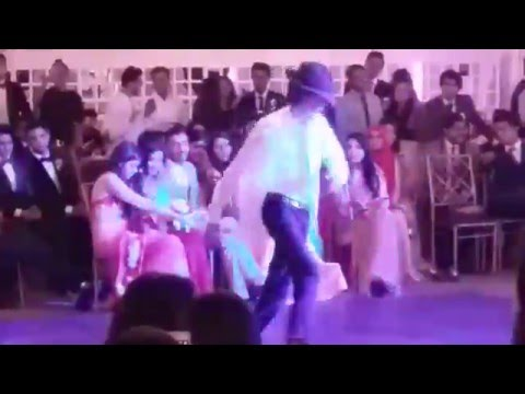 Billie Jean punjabi remix school farewell performance.