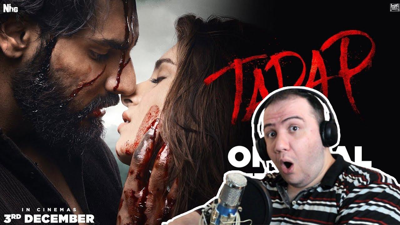 Producer Reacts: Tadap  Official Trailer  Ahan Shetty  Tara Sutaria  Sajid Nadiadwala